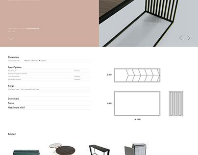 Website Design ob&B