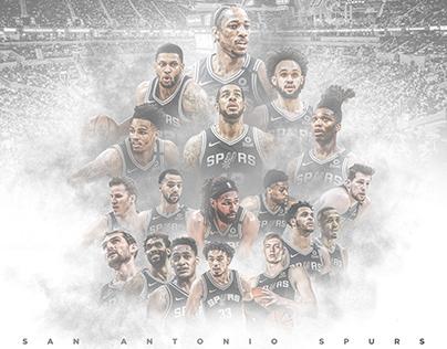 2020-21 San Antonio Spurs