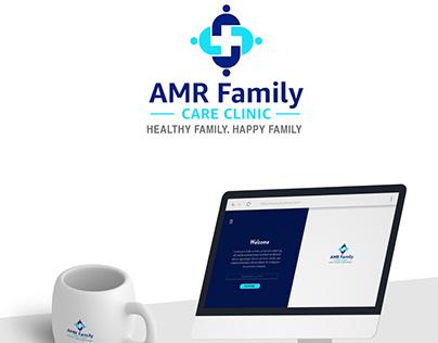 Family Clinic Logo Design and Brand Identity