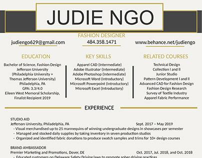 Judie Ngo On Behance