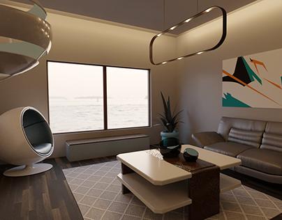 Interior Design - Sea View