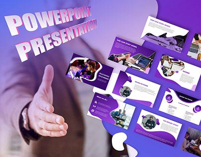 Business/ Corporate PowerPoint presentation