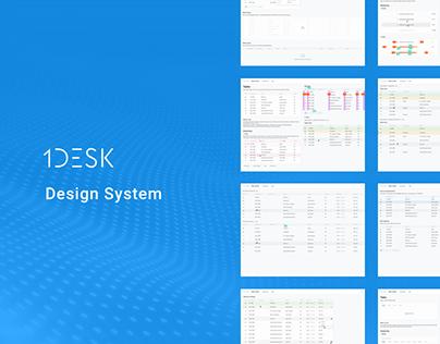 1Desk Design System
