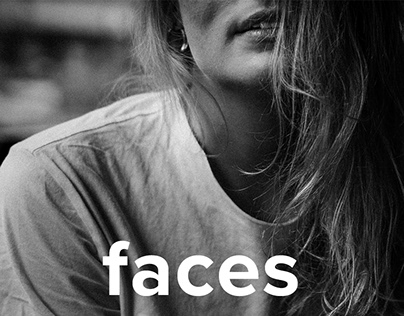 Faces - Photobook