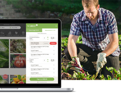 Cortilia / Food E-Commerce