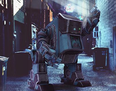 Trash Bot