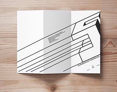 Poster an Flyer Design for DHBW Ravensburg - Workshop