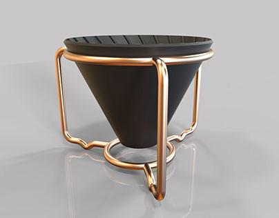 Copper & Porcelain V60 2