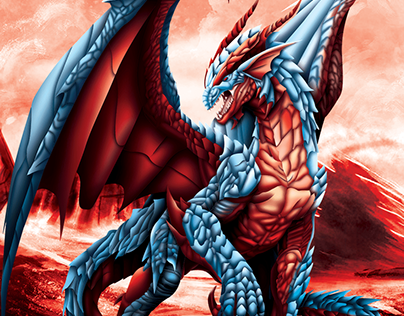 Red claw dragon