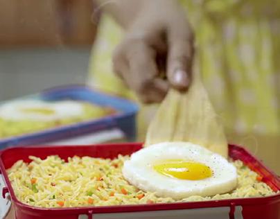 Maggi Rice Mix ad Srilanka Foodstylist Payal Gupta 🍚