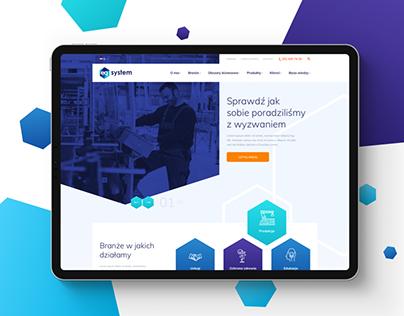 EQ System - Website