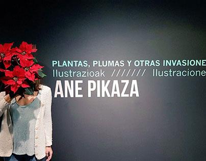 """""""Plantas, plumas y otras invasiones"""""""