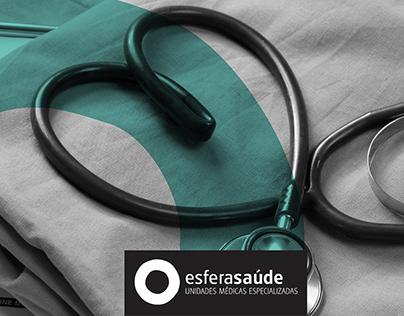Esfera Saúde | Rebranding