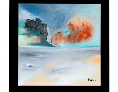 Björk - Joga 50x50