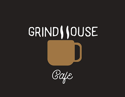 Grind House Cafe REBRANDING