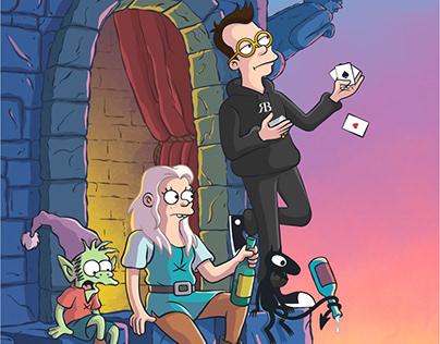 Cartoon Cameos