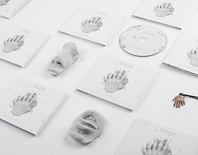 Condor Avenue CD packaging and design