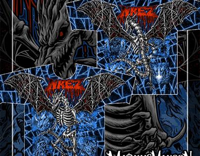 Bone dragons