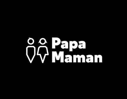 Papa Maman - Visual Id