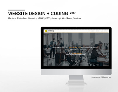 Wordpress Website Design + Coding