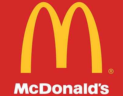 McDonald's SUMMER Poster