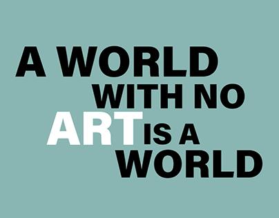 A World Without Art