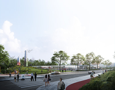 Songdo Library Competition