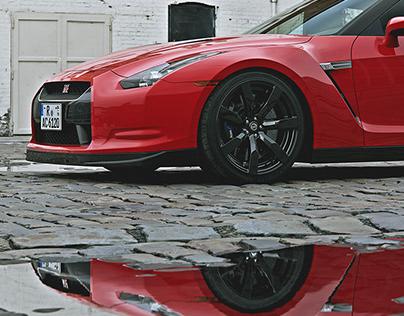 Nissan GT-R 2008 – Full CGI