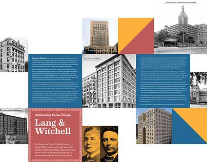 Legacy Architects Exhibition