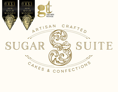 Sugar Suite Cakes & Confections — Branding & Website