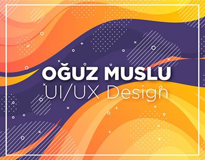 UI/UX Mobile Design