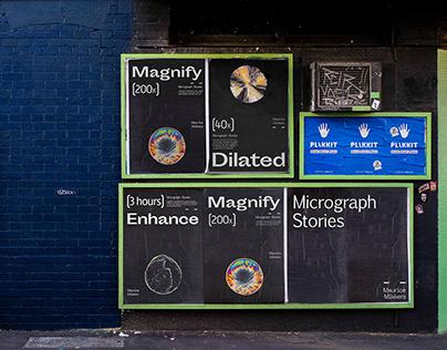 Micrograph Stories