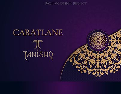 Packaging Design For CaratLane