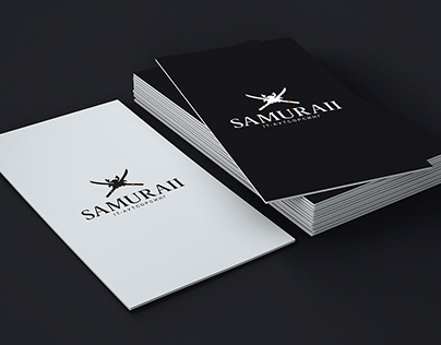 Логотип SAMURAI. LOGO SAMURAI.