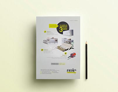 Noir | Brand design + graphics