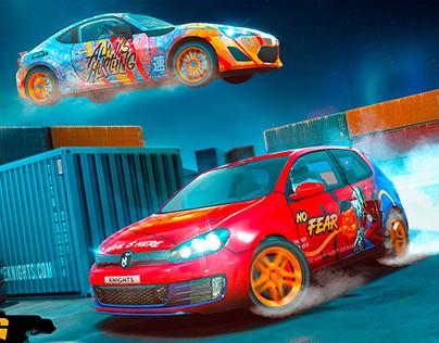 Multiplayer Racing Game