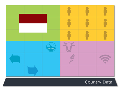 Indonesia: Country Data