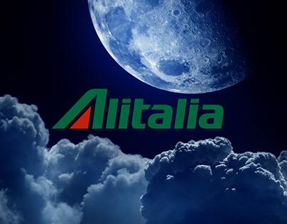 Alitalia - Grandma's Good Night - Activation