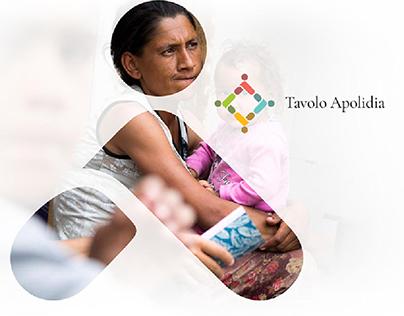 Tavolo Apolidia | Web Development & Design