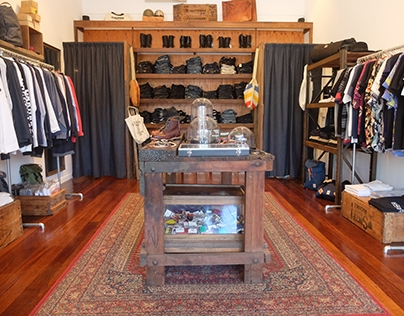 Elroy Clothing Interior