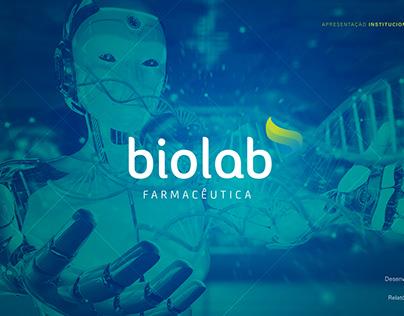 WebTV BioLab