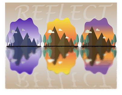 Illusion of Reflection