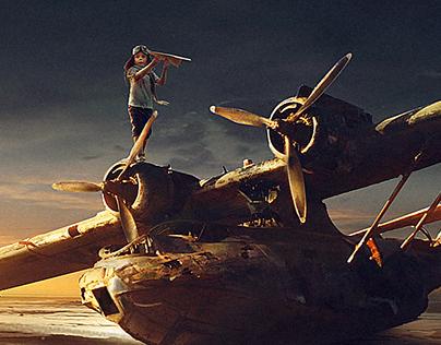 Boy Plane