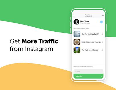 Winlink —power up your Instagram