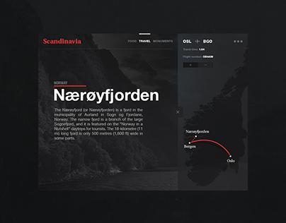 Scandinavia app