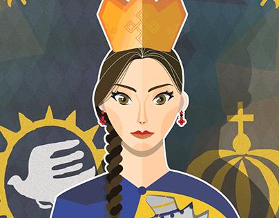 23º Rainha da Pedra do Reino