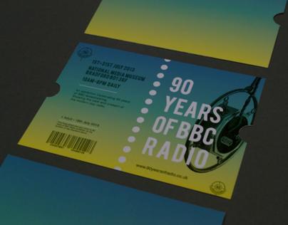 90 Years of BBC Radio Exhibition