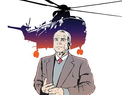 """New York Magazine """"John McCain"""""""