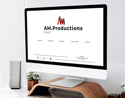 Logo | Website | Am.Productions