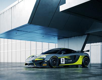 2021 Rocket RJN // McLaren